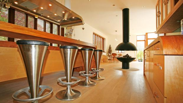 The Johnny Grey bespoke kitchen crafted