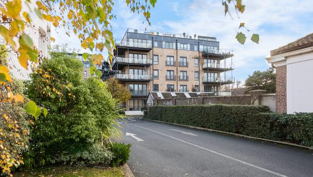 The penthouse at Bushy Park, Terenure, Dublin 6W has a monthly rent of €4,000.