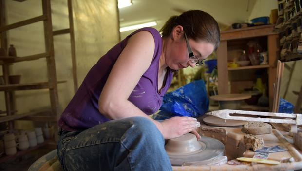 Thomastown is a hub for crafts