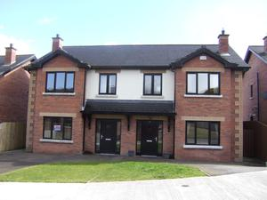 There are just four three-bed homes left in Dun na Carraige in Co Cavan