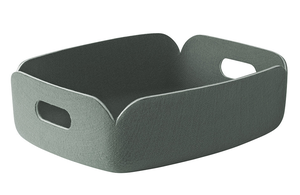 Charging cables, papers, pens, headphones - tidy them all away into this high-edged tray from Muuto; amara.com; €80