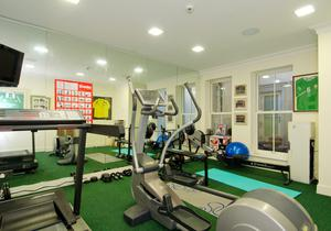 The gym in Clontarf