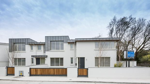 Architect designed modern home at Silchester Crescent in Co Dublin
