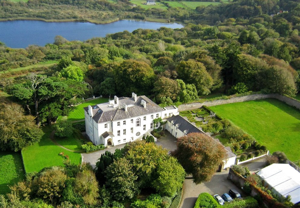 Liss Ard Estate, Skibbereen, Co Cork: €7.5m
