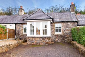 Mountain View Road: It's a little over a kilometre from Killiney DART station. The agent is Sherry FitzGerald Dalkey (01) 275 1000 and the asking price is €399,000.