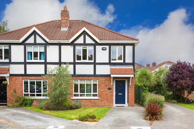 This semi-detached house at 101 Fosterbrook is 1,309 sq ft and has three bedrooms