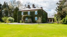 The exterior of Park House in Ratoath, Co Meath