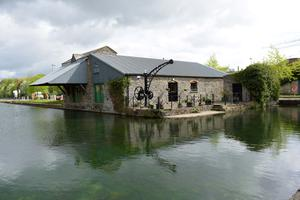 The Vie de Chateaux eaterie, Naas Harbour