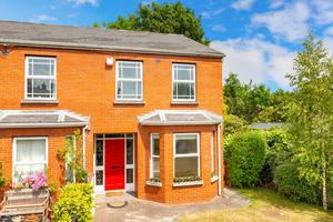 3 Oakley Park in Ranelagh is on the market for €795,000