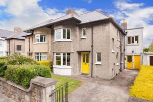 7 Convent Road in Blackrock is priced at €695,000