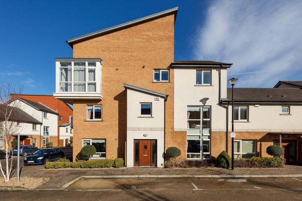 5 Churchwell Square is a four-bedroom house and extends to 2,024 sq ft over two floors