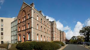 The Mount St Anne's development is a mixture of old convent buildings and modern blocks