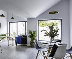 Break out space with an extension but be sure to check about planning permission as the first step