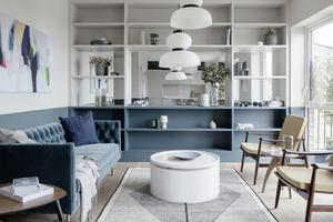 "The trick is to create a space that looks, as Elaine Jerrard of Elk House Interior Design puts it, ""the right side of perfect, and not too hotel-y.''"