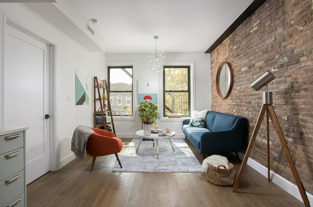 Dublin's Node will be furnished much like that in Brooklyn which has a common kitchen space, lounge and communal areas