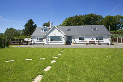 Rathmore bungalow at Barrack Road in Glencullen, South Co Dublin