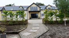 Winton Grove, Def Leppard's Rick Savage's home in Co Wicklow.