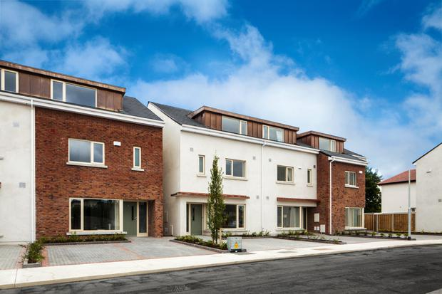 There are only eight units available in Melfort, Blackrock, Co Dublin