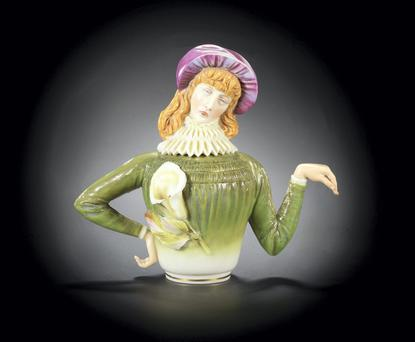 The Royal Worcester teapot
