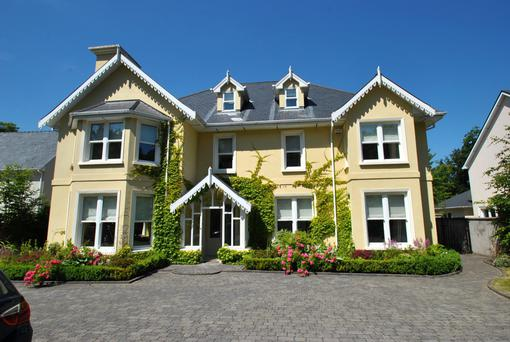 Orchard House in Douglas up for €1.5m