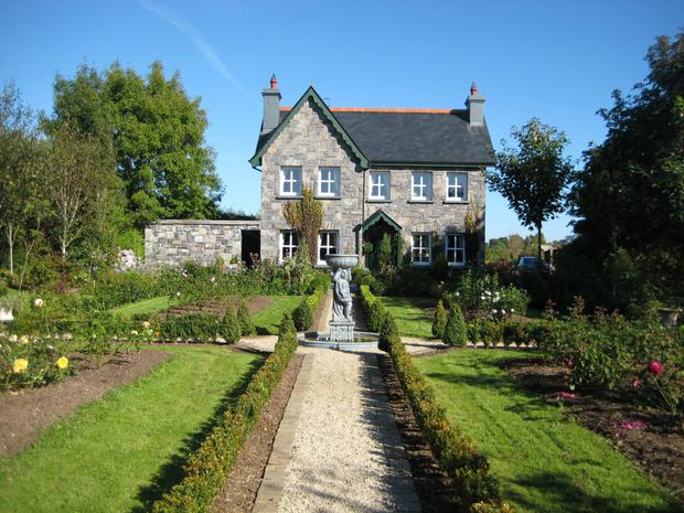 Woodhill House, near Cong in Co Mayo is for sale for €425,000.