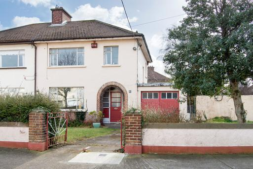 51 Parkmore Drive in Terenure is on the market for €675,000