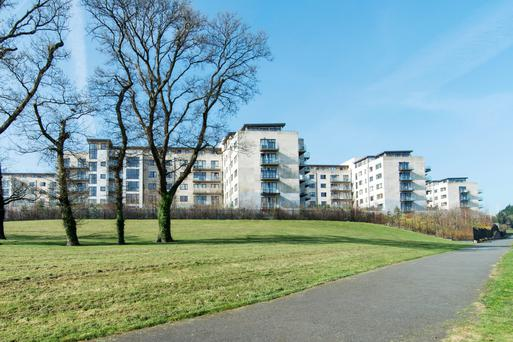 Only four apartments remain in Stepaside