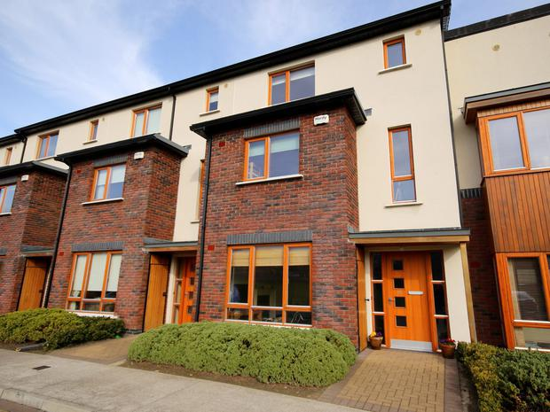 For sale - €365,000, four-bed townhouse - 15 Dalriada