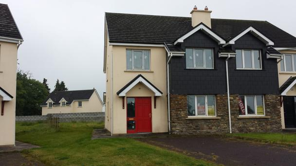Just one house remains for sale at Radhairc NaCoille in Millstreet
