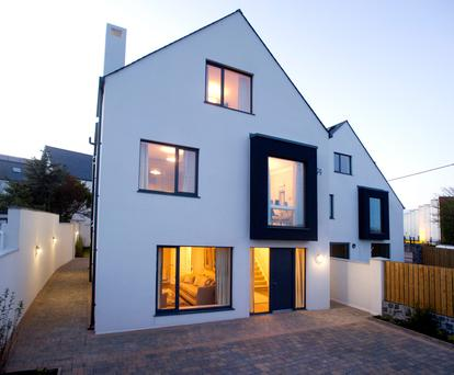 Four homes are on view this weekend for Howth Road