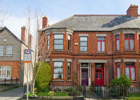 Number 77 is an end-of-terrace house which still has a great deal of character