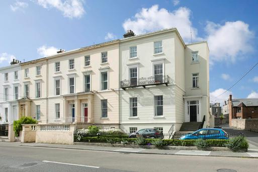 Apt 2, 91 Seapoint Avenue, Monkstown, €575,000.