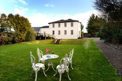 The Old Rectory in Kinsale, Co Cork is for sale with an asking price of €1.35m.