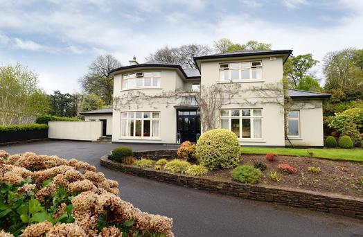 Kendal enjoys the luxury of an almost one-acre site in the affluent Cork suburb of Douglas