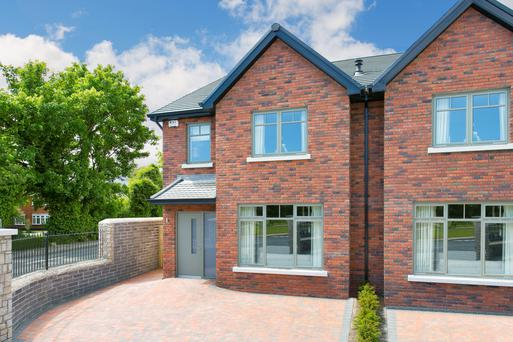 Choose your own layout as 26 homes in bray come to market for Choose your own home