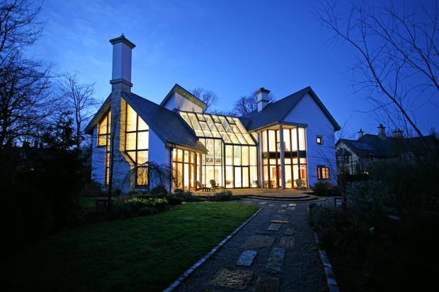 Adare Glasshouse On The Market For 1 85m In Limerick