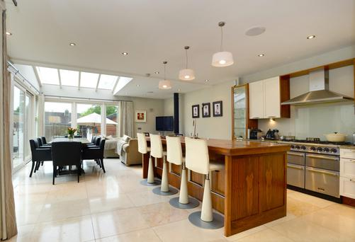 Period home in blackrock co cork is on the market for Kitchen design cork city
