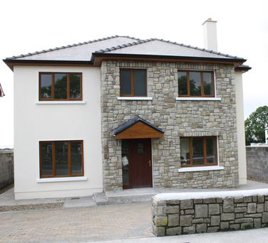 Four and five-bed homes in Cloch Chora in Galway