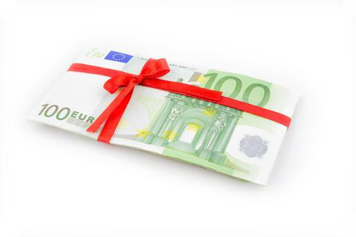 Gift of money - there are inheritance tax implications