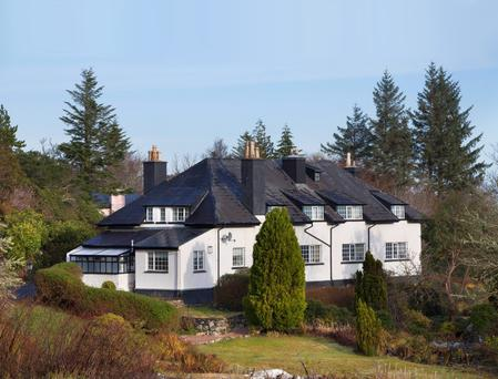 Moycullen House is on 2.59ac in the townland of Kylebroghlan