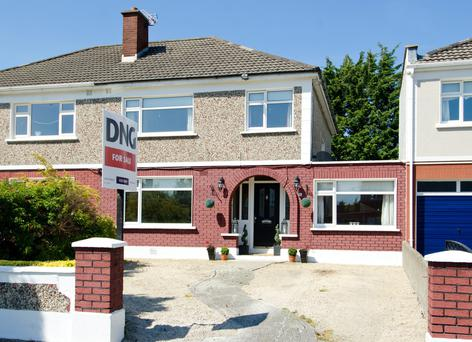 5 Pinewood Avenue, Glasnevin is a three-bed semi on the market for €395,000