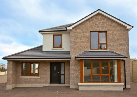 There will be 20 houses at Cedar Lawns in Edenderry when it's complete