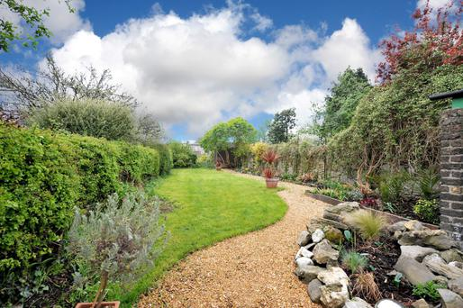 In the unlikely event its 175 ft long rear garden doesn't offer you enough leisure opportunities, Number 72 also has access to a private park