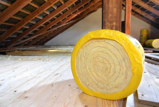 Insulation will help to reduce your heating costs and grants are available.