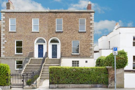 For sale: 47 Kenilworth Square, €895,000.
