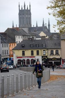 St Mary's Cathedral in Kilkenny