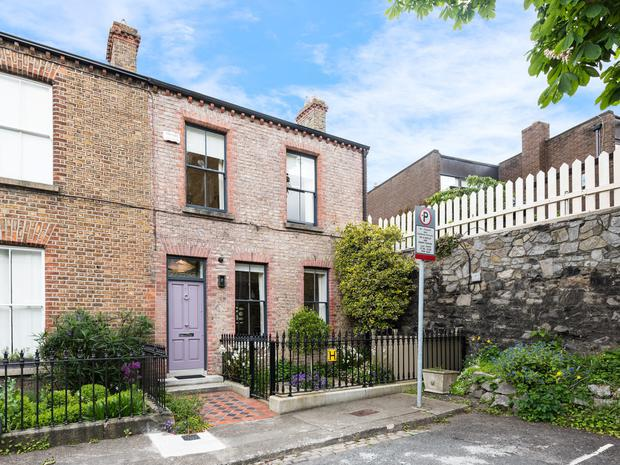 The exterior of no 17 Leeson Park Avenue in Ranelagh