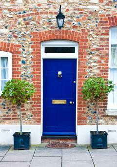 Send a photo of your front door to the Irish Independent if you want it to feature.