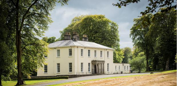 Tynte Park in Dunlavin, Co Wicklow is set on 44 acres.