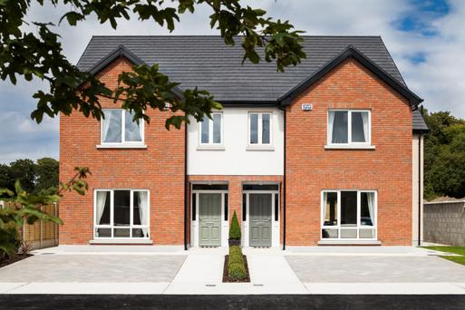 There are three and four-bed homes for sale at Maydenhayes.